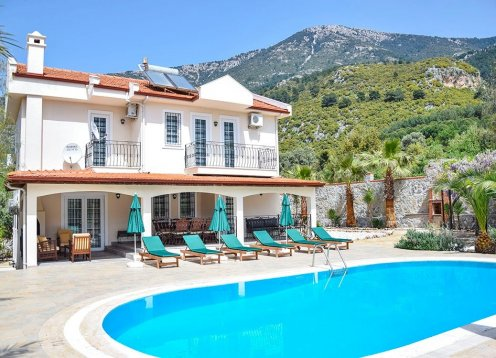 Villa Paradise Found for rent nearby Oludeniz, ideal for 15 people